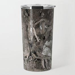 1000 years old chestnut tree Travel Mug