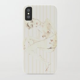 Nude 5 iPhone Case