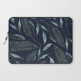 Leafy Vibes (Navy) Laptop Sleeve