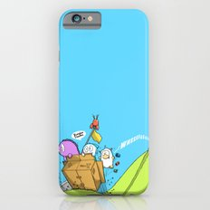 Life is like a mountain range Slim Case iPhone 6s