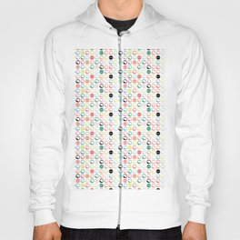 Brain Dots Hoody