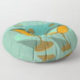 Room For Conversation Floor Pillow