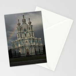Postcards from Petersburg - Smolny Cathedal Stationery Cards