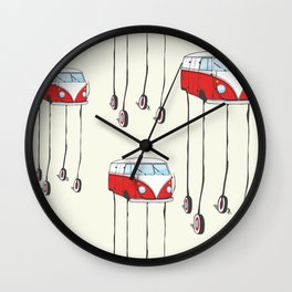 the daliwagen Wall Clock