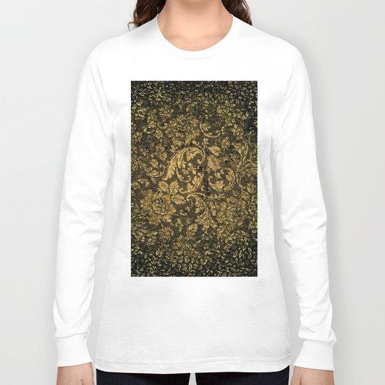 Decorative damask Long Sleeve T-shirt