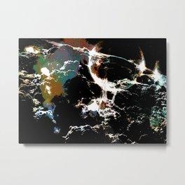 Asphyxia Metal Print