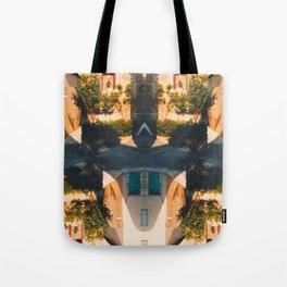 La Rue Provençale Photographic Pattern #1 Tote Bag