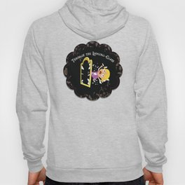 Through the Looking-Glass Hoody