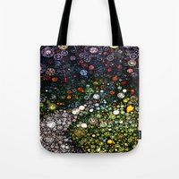 journey Tote Bags featuring :: Journey :: by :: GaleStorm Artworks ::