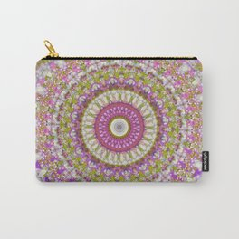 Pretty Hippy pink mandala Carry-All Pouch