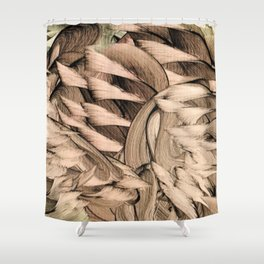Xi Wangmu Shower Curtain