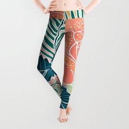 Framed Nature Leggings
