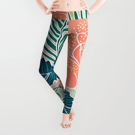 Framed Nature Leggings