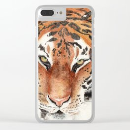 Marta Clear iPhone Case