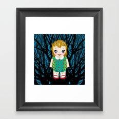kewpie 02 Framed Art Print