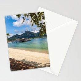 Pangkor Laut Malaysia Stationery Cards