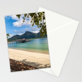 Pangkor Laut Malaysia Stationery Cards