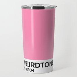 I Only Drink Rosé Travel Mug