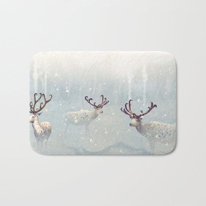 WinterFly Bath Mat