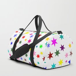 Colorful stars Duffle Bag