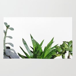 Plants Rug