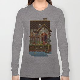 Big World, Little People Long Sleeve T-shirt