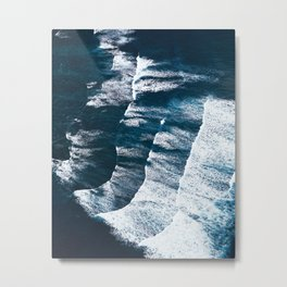North shore swell Metal Print