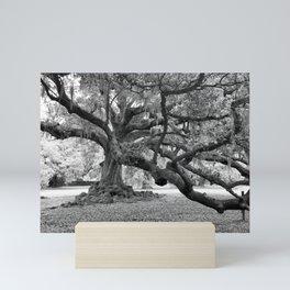 Tree of Life The De Bore Oak 1740 Mini Art Print