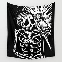 Screech Wall Tapestry