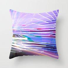 Night Light 66 Throw Pillow