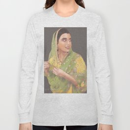 Punjabi Beauty 2 Long Sleeve T-shirt