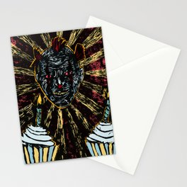 Clown Party Stationery Cards