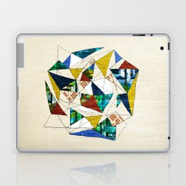 Geo Shapes no.1 Laptop & iPad Skin