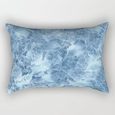 Frozen Leaves 8 Rectangular Pillow