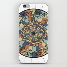 Unconscious Object iPhone & iPod Skin