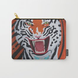 Tiger Mom Carry-All Pouch