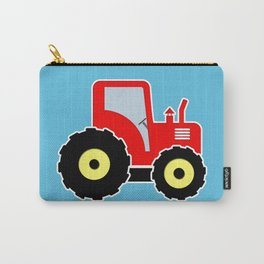 Red toy tractor Carry-All Pouch