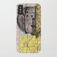 oklahoma iPhone & iPod Cases featuring Oklahoma by Ursula Rodgers