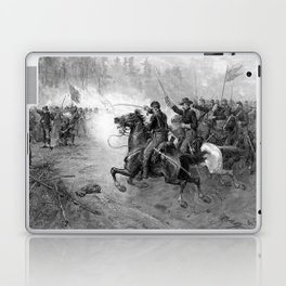 Union Cavalry Charge Laptop & iPad Skin