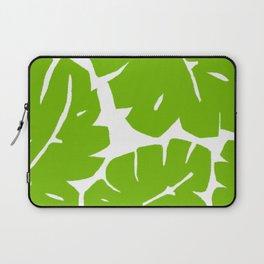 Jungle Leaf Laptop Sleeve