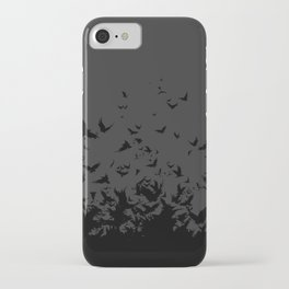 An Unkindness of Ravens (Grey) iPhone Case