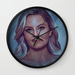 Jennifer Morrison Wall Clock