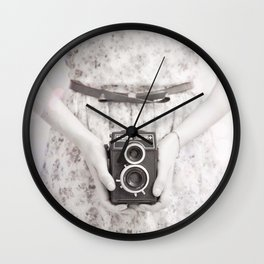 lubitel Wall Clock