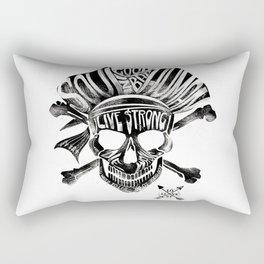 GOOD SOUL IN BAD HUMAN Rectangular Pillow