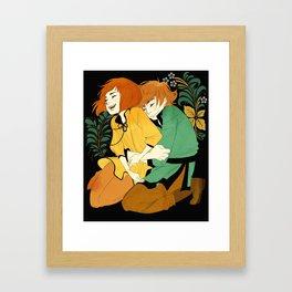 Odinakovost Framed Art Print