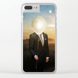 The Wind Disciple Clear iPhone Case