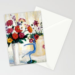 """Florine Stettheimer """"Flowers Number 6"""" Stationery Cards"""