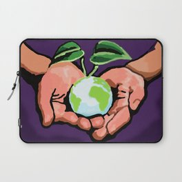 Care For Environment Laptop Sleeve