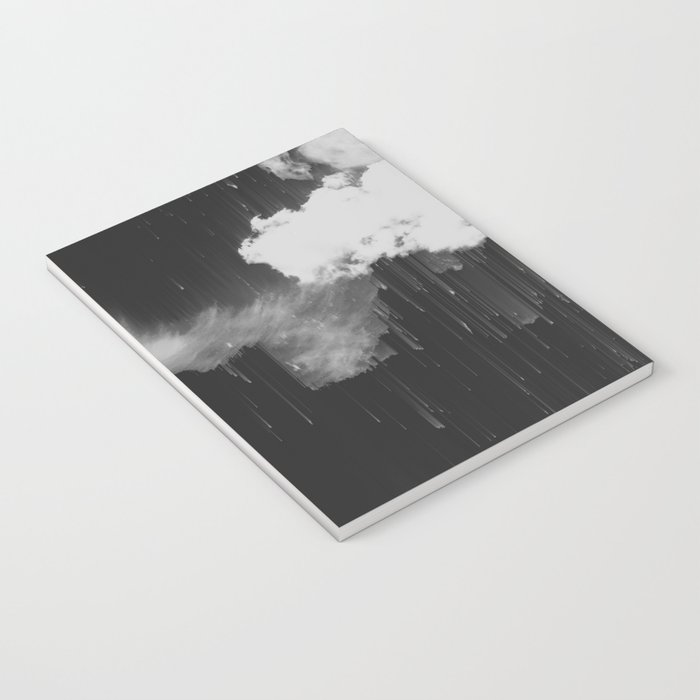 Cloudy Daze Notebook