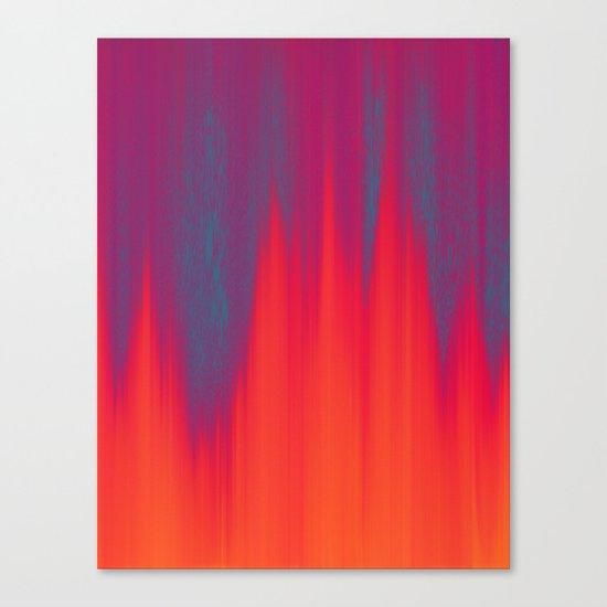 Sweet Fire Canvas Print